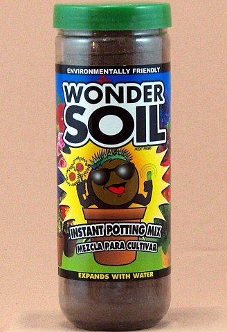 Wonder Soil -Expands with Water-Feeds Plants Constantly - Buy Wonder Soil -Expands with Water-Feeds Plants Constantly - Purchase Wonder Soil -Expands with Water-Feeds Plants Constantly (Hirt's, Home & Garden,Categories,Patio Lawn & Garden,Plants & Planting,Soils Fertilizers & Mulches,Soils,Potting Soils)