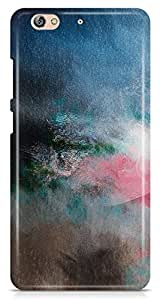 Gionee S6 Back Cover by Vcrome,Premium Quality Designer Printed Lightweight Slim Fit Matte Finish Hard Case Back Cover for Gionee S6