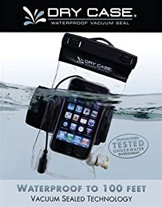 DryCASE Water-Proof Case for iPhone, iPod, Smartphones, and More (DC-13)