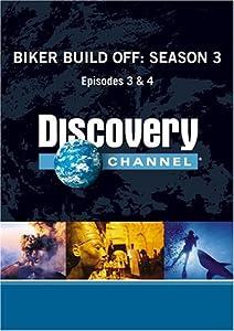 Biker Build Off Season 3 - Episodes 3 & 4 (Part of DVD set)