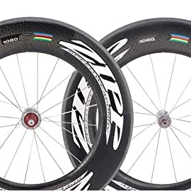 Zipp 2011 1080 Tubular Road Bicycle Wheel - Front