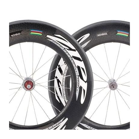 Zipp 2011 1080 Tubular Road Bicycle Wheel - Rear