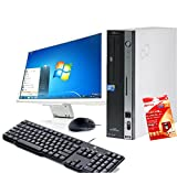 Office2016 + セキュリティ2015 FMV D5280 Core2Duo 2.8GHz RAM:4GB HDD:250GB DVD Windows7 Pro 64bit (22インチ液晶セット Wifi付き) ランキングお取り寄せ