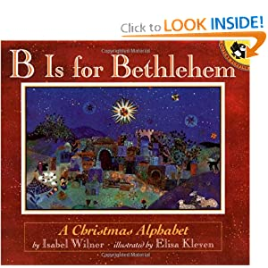 B Is for Bethlehem (Picture Puffins)
