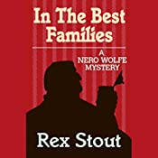 In the Best Families | Rex Stout