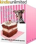 A Cozy Taste of Murder: 4 Book Cozy M...