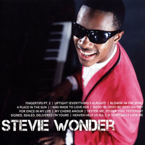 Stevie Wonder - Icon Stevie Wonder - Zortam Music
