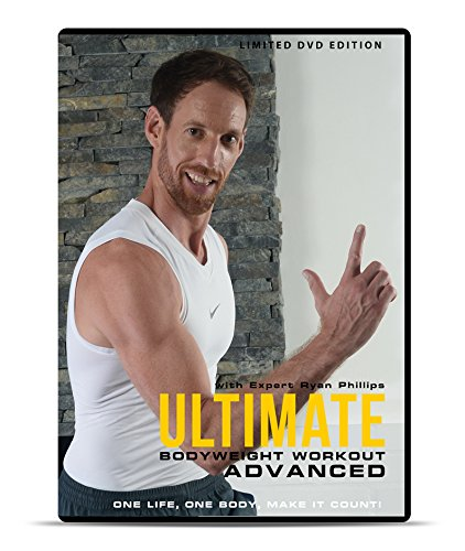 ULTIMATE Bodyweight Workout Advanced (DVD)