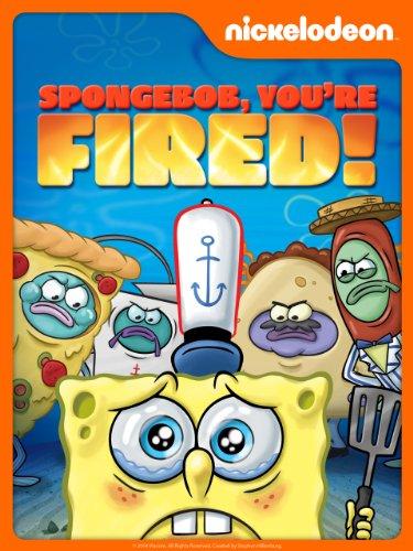 Amazon Com Spongebob Squarepants You Re Fired Tom