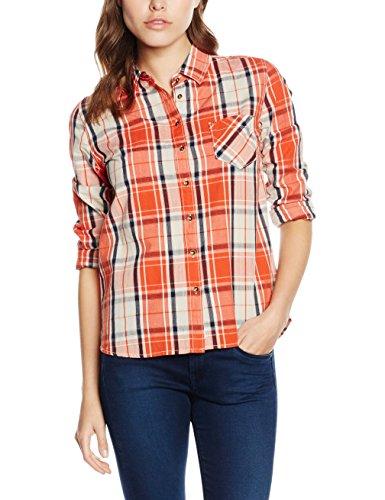 Pepe Jeans Malene, Camicia Donna, Multicolore (Multi 0aa), 40 (Taglia Produttore: Medium)