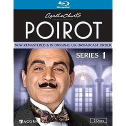 Agatha Christie's Poirot: Series 1 [Blu-ray]