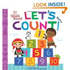 Let's Count! (Disney It's a Small World (Board))
