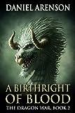 A Birthright of Blood (The Dragon War Book 2) (English Edition)