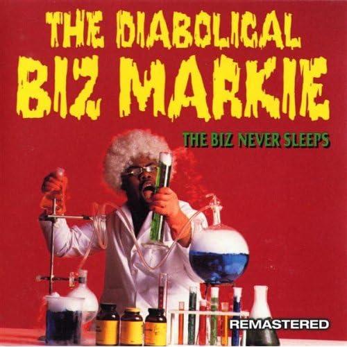Biz Markie - The Biz Never Sleeps (1989)