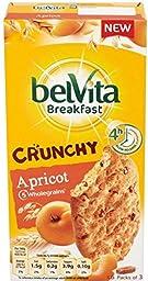 Belvita Breakfast Biscuits Crunchy Apricot (6x50g)