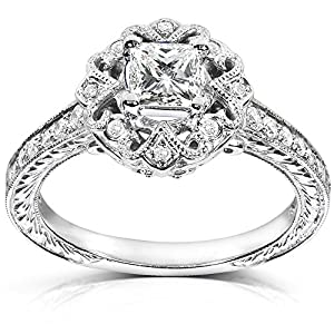 0 63 carat antique cheap engagement ring with