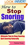 How to Stop Snoring: Ultimate Tips to...