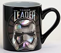 Silver Buffalo SE1132Z Star Wars Episode 7 Trooper Laser-Printed Ceramic Mug