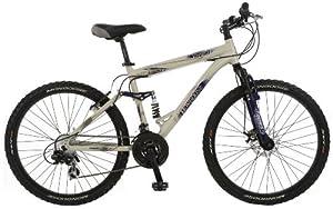 Mongoose Vanish Men's Dual-Suspension Mountain Bike (26-Inch Wheels)