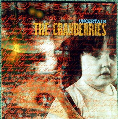 The Cranberries - Uncertain (EP) [Xeric - XER 014CD] - Zortam Music
