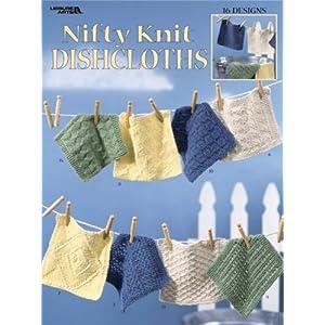 Nifty Knit Dishcloths  (Leisure Arts #3122)