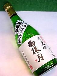 雨後の月【山田錦】純米吟醸 720ml 薫酒、広島県、相原酒造(株)