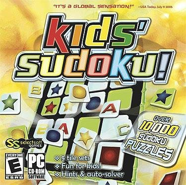 Cheap SelectSoft Publishing Kids' Sudoku! (B000RPHQL4)
