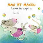 MAX ET MAXOU -LA MER DES SURPRISES