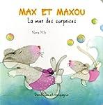 MAX ET MAXOU -LA MER DES SURPRISES