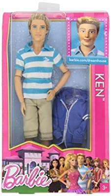 Barbie Life in The Dreamhouse Ken Doll from Barbie