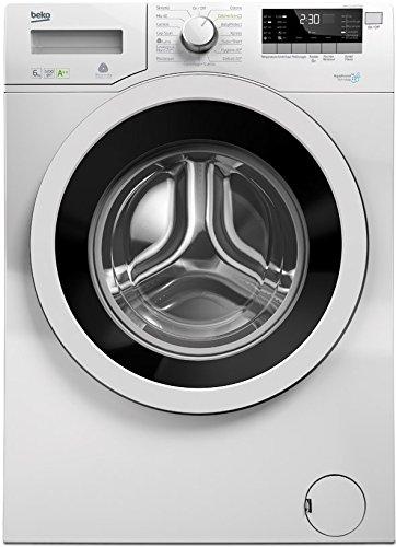Beko WMY61232PTYB3 Libera installazione Caricamento frontale 6kg 1200RPM A+ Bianco lavatrice