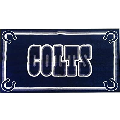 NFL Indianapolis Colts 4x6 Area Rug
