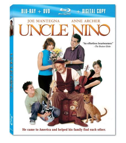 Cover art for  Uncle Nino (2pc) (W/Dvd) (Digc) [Blu-ray]
