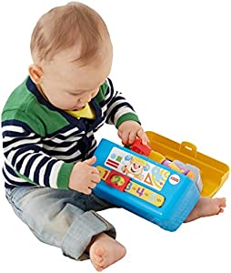 Fisher-Price Smart Stages Toolbox by Fisher-Price
