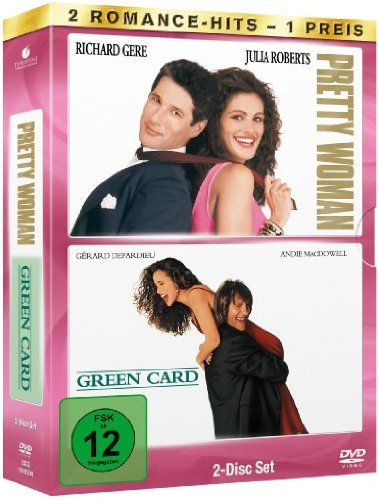 Pretty Woman / Green Card [2 DVDs]