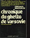 Chronique du ghetto de Varsovie