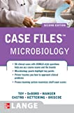 img - for Case Files Microbiology, Second Edition (LANGE Case Files) book / textbook / text book