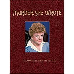 Murder, She Wrote - The Complete Eighth Season