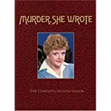 Murder She Wrote Season 8by Angela Lansbury