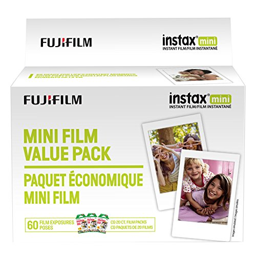 Fujifilm Instax Mini Film Value Pack - 60 Images - FUJIFILM