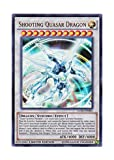ͷ���� �Ѹ��� LC05-EN005 Shooting Quasar Dragon ���塼�ƥ��󥰡��������������ɥ饴...