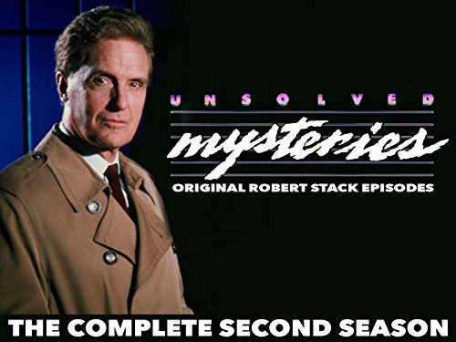 Unsolved Mysteries: Original Robert Stack Episodes - Season 2