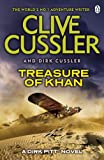 Clive Cussler Treasure of Khan: Dirk Pitt #19