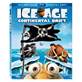 Ice Age: Continental Drift (Blu-ray / DVD + Digital Copy)