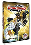Monsuno - Volumen 4 [DVD]