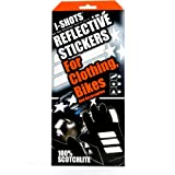 Respro I-Shot Reflective Triangles Sticker Kit - Scotchlite, One Size