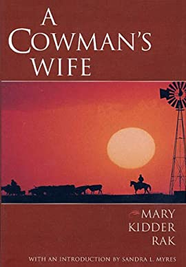 A Cowman's Wife - Hardcover