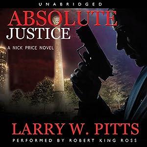Absolute Justice (Nick Price) Audiobook