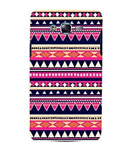 printtech Ethnic Tribal Pattern Back Case Cover for Samsung Galaxy A3 /Samsung Galaxy A3 A300F