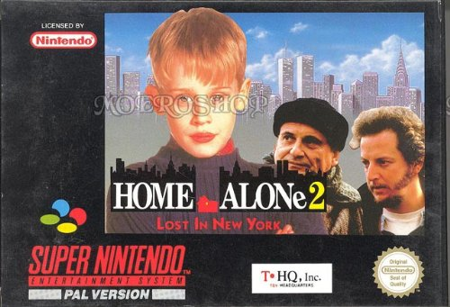 Home Alone 2: Lost In New York front-587059